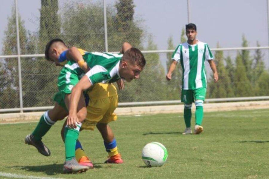 ΑΚΑΔΗΜΙΑ  | Ποδαρικό στη δεύτερη φάση με νίκη θέλει η ΟΜΟΝΟΙΑ U17 (δηλώσεις Ν. Κυριακίδη)