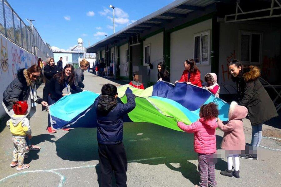 Φιλοξενούμε την Κυριακή πρόσφυγες που διαμένουν στο Κέντρο Υποδοχής και Φιλοξενίας Αιτητών Διεθνούς Προστασίας στην Κοφίνου!