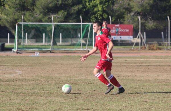 ΑΚΑΔΗΜΙΑ   Επέστρεψε στις επιτυχίες με εντός έδρας νίκη η ΟΜΟΝΟΙΑ U15