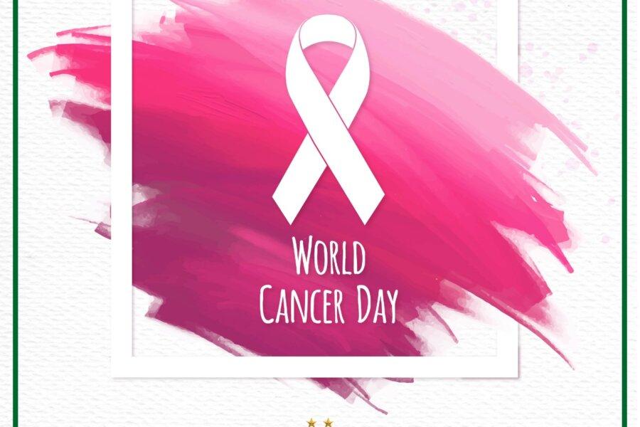 04 Φεβρουαρίου: Παγκόσμια Ημέρα κατά του Καρκίνου (World Cancer Day)