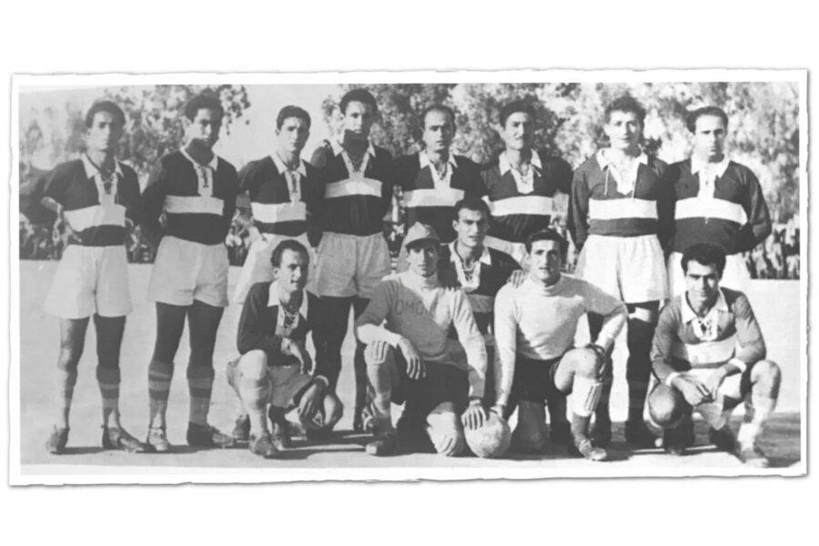 ΦΩΤΟΓΡΑΦΙΚΟ ΑΛΜΠΟΥΜ: Η ΟΜΟΝΟΙΑ ΤΟΥ 1952!