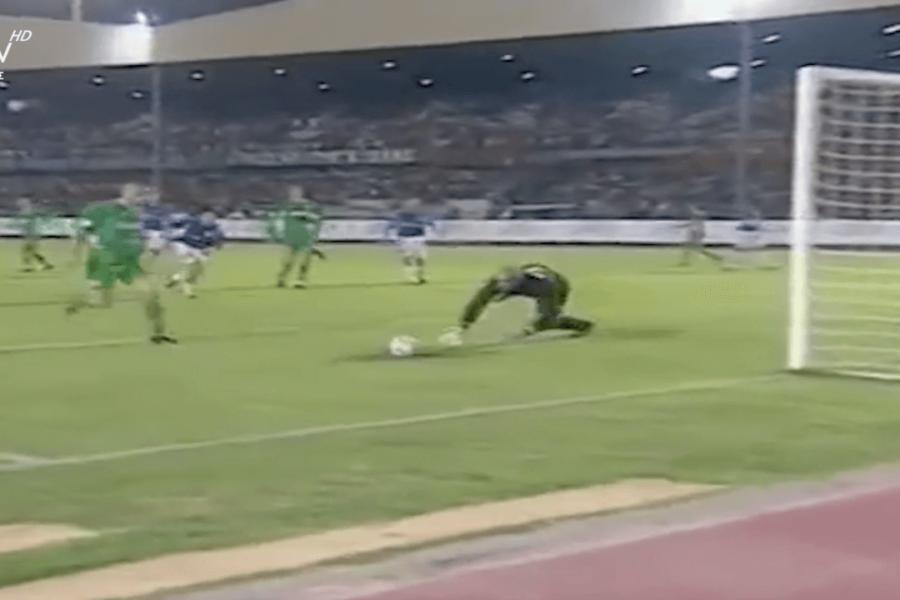 ΑΠΟΛΛΩΝΑΣ – ΟΜΟΝΟΙΑ 2-3 (Πρωτάθλημα, Αγωνιστική Περίοδος 2002-03)