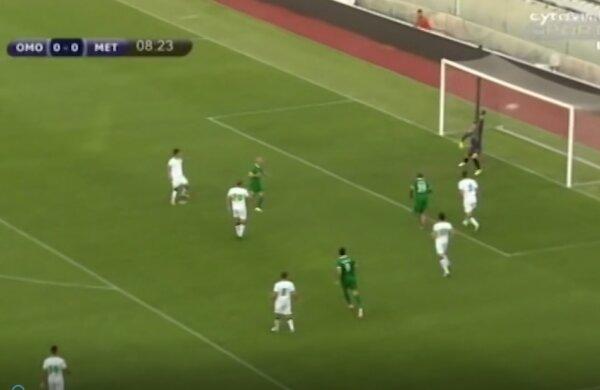 «Αξέχαστα Γκολ»: Κριστοβάο Ράμος (2014-15: ΟΜΟΝΟΙΑ – Μέταλουργκ 3-0)