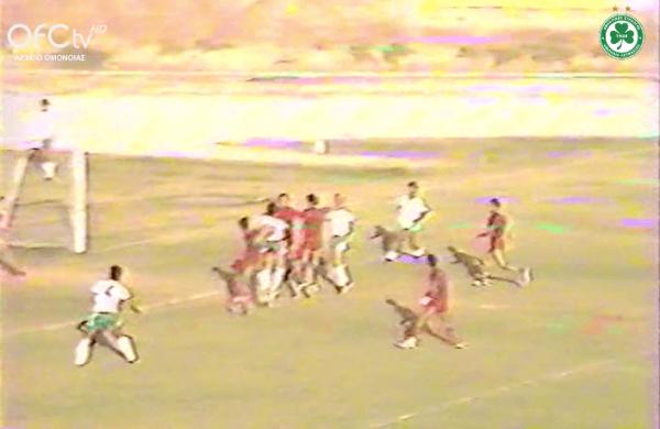 ΑΛΚΗ – ΟΜΟΝΟΙΑ 2-2 (Πρωτάθλημα, Αγωνιστική Περίοδος 1983-84)