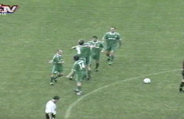 OMONOIA – ΕΘΝΙΚΟΣ ΑΧΝΑΣ 4-0 (Πρωτάθλημα, Αγωνιστική Περίοδος 2000-01)