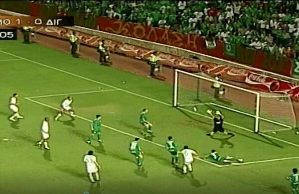 «Αξέχαστα Γκολ»: Μάκης Παπαϊωάννου (2005-06: ΟΜΟΝΟΙΑ – Διγενής Μόρφου 2-0)