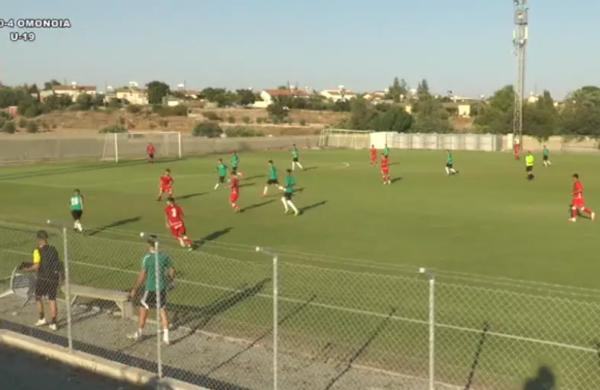 ΑΚΑΔΗΜΙΑ   Με αμείωτους ρυθμούς η προετοιμασία της U19, φιλική νίκη επί της ΑΕΚ