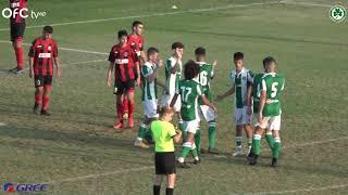 Στιγμιότυπα U19: ΟΜΟΝΟΙΑ – Ερμής 3-1