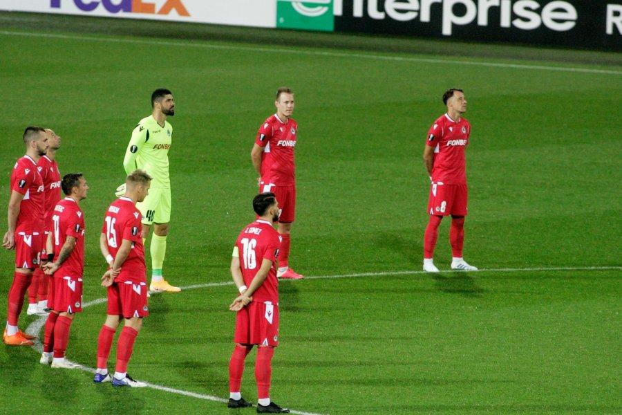 Ολοκληρώθηκε η προετοιμασία ενόψει PSV