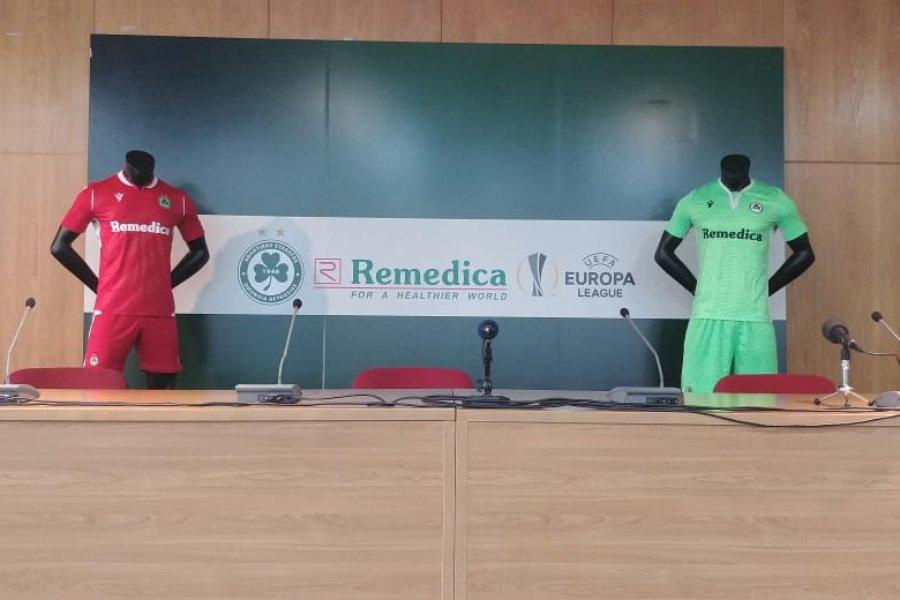 Η διάσκεψη Τύπου για παρουσίαση συνεργασίας με Remedica
