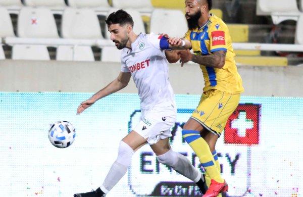Match Report | Από ένα γκολ και ισοπαλία στον πρώτο αγώνα για τα προημιτελικά
