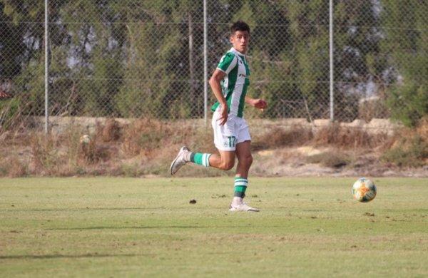 ΑΚΑΔΗΜΙΑ | Ο Κωνσταντίνος Χρίστου σχολιάζει τις προπονήσεις της U19