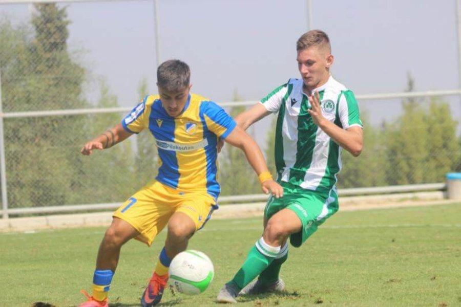 ΑΚΑΔΗΜΙΑ | Ο Νικόλας Κυριακίδης σχολιάζει τις προπονήσεις της U19