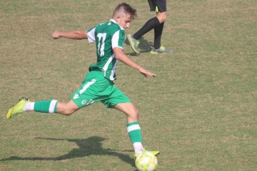 Ο Γιώργος Σπύρου σχολιάζει τις προπονήσεις της ΟΜΟΝΟΙΑΣ U17