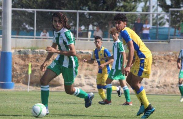 ΑΚΑΔΗΜΙΑ | Ο Αλέξανδρος Σολωμής σχολιάζει τις προπονήσεις της U19