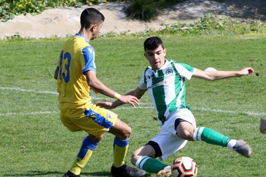ΑΚΑΔΗΜΙΑ | Ο Σπύρος Γρούτας σχολιάζει τις προπονήσεις της U17