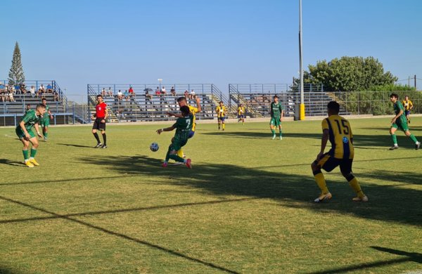ΑΚΑΔΗΜΙΑ | Ήττα στη Λεμεσό για την ΟΜΟΝΟΙΑ U19